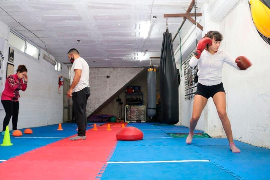 Escuela Municipal de Boxeo Retoma Actividades