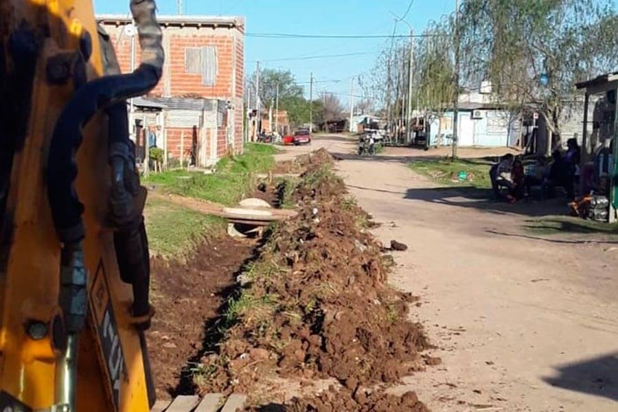 Mantenimiento y obras en la ciudad