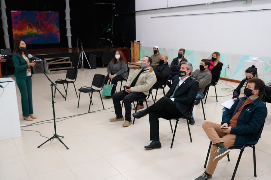 Primera reunion del Consejo Asesor de Turismo de Colon