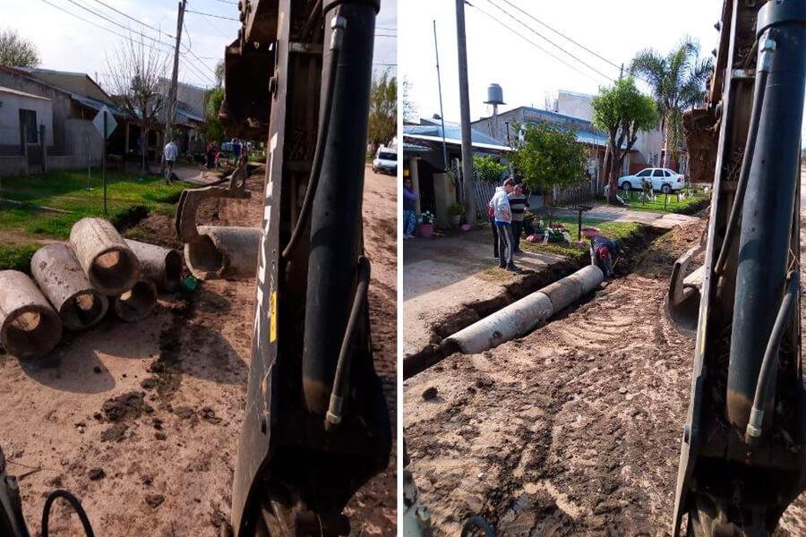 Se realiza mantenimiento y recambio de tubos