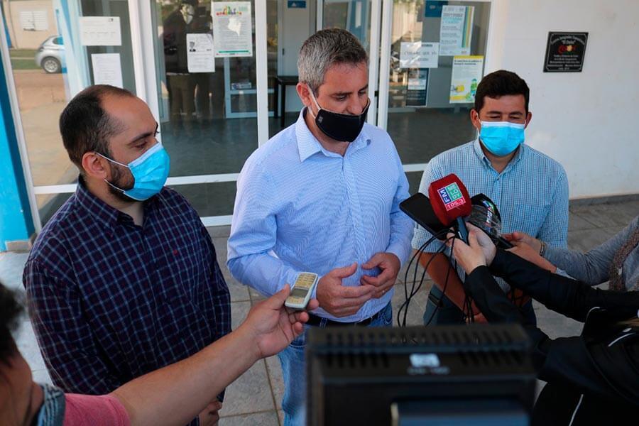 Inicio un programa integral de prevencion del Dengue