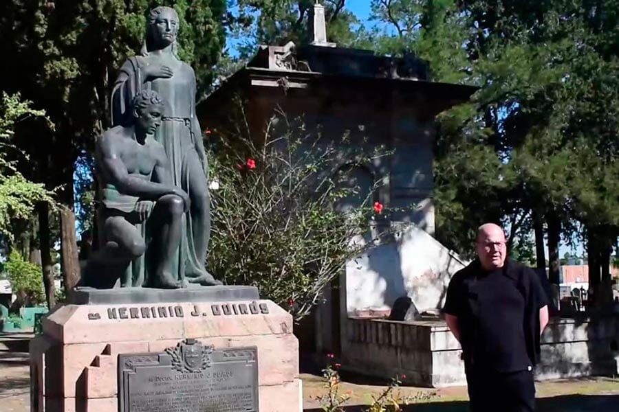 Documental sobre el Cementerio