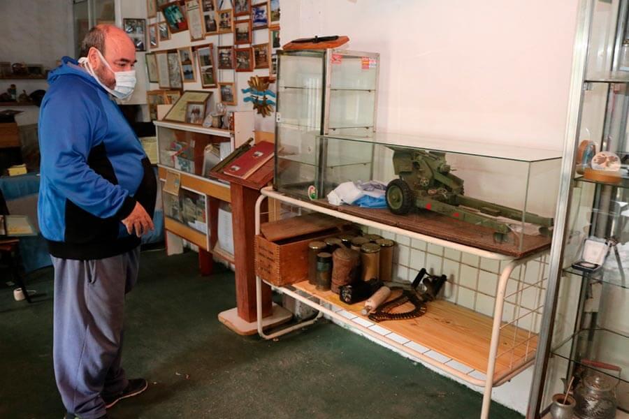 Museo de malvinas de Colon