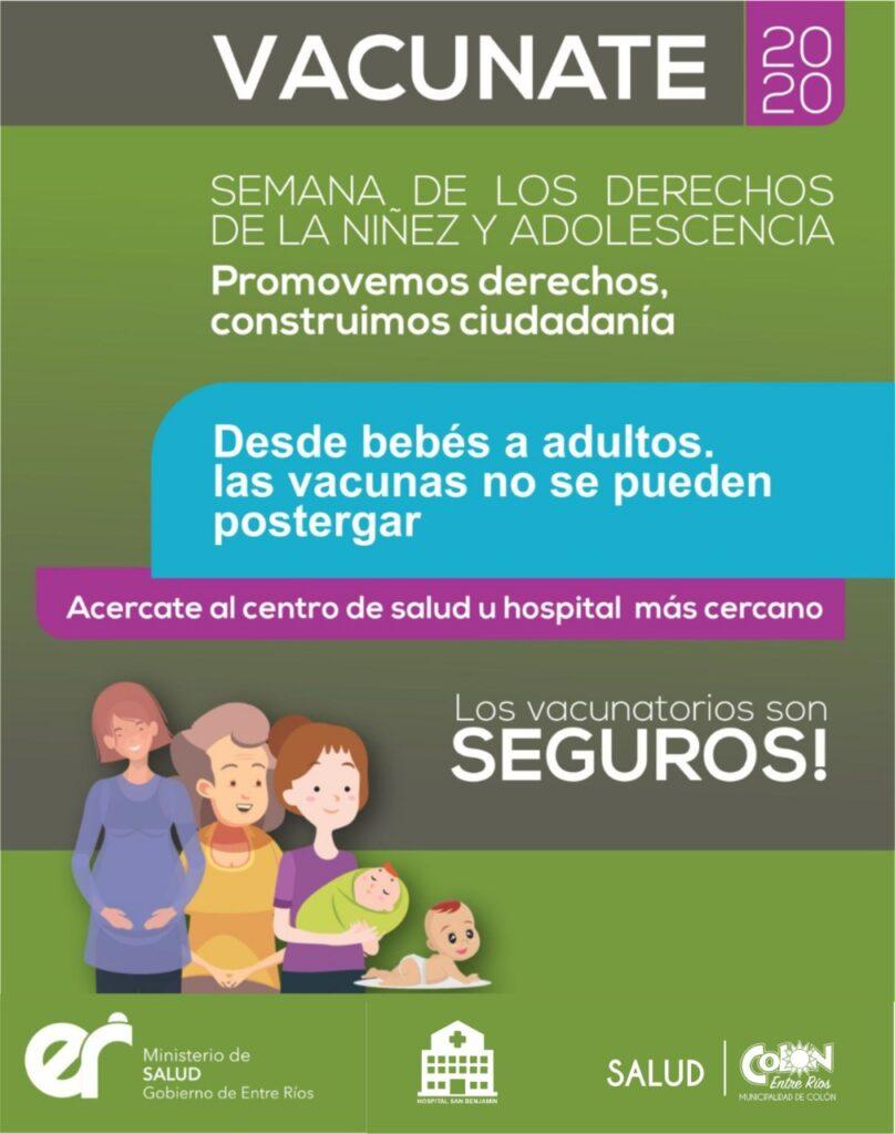 Comienza la campana de vacunacion para ninos de 5 a 11 anos