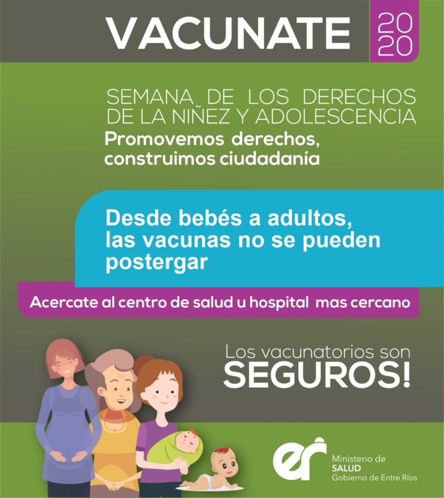 La Municipalidad de Colon prepara una campana de vacunacion