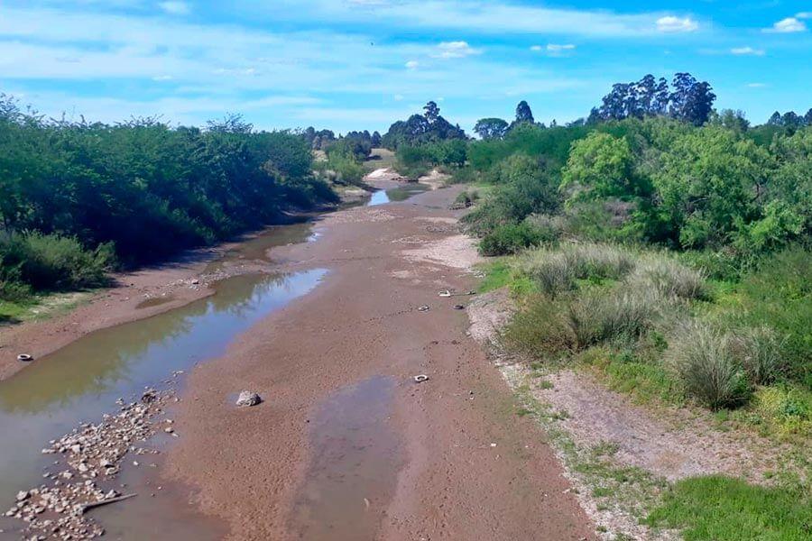 Invitacion para limpieza del arroyo Artalaz