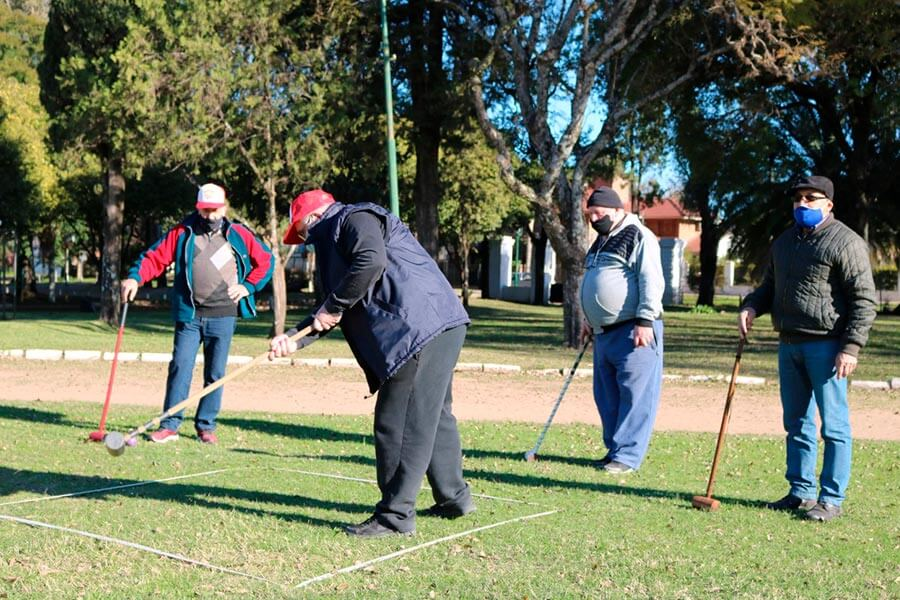 Instructores para Golf Croquet en Colón