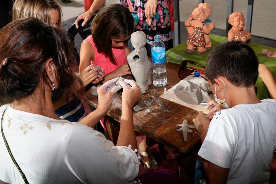 Finalizó luego de 4 días intensos, la 36ª Fiesta Nacional de la Artesanía de Colón