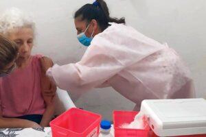 Vacunación contra el Covid-19 en Residencias Geriátricas