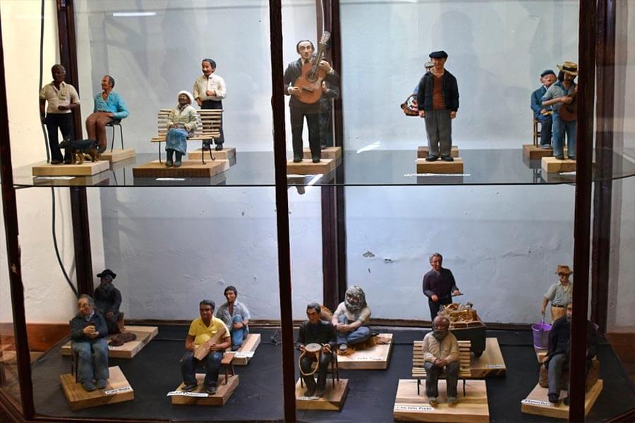 """Quedó inaugurada la muestra """"La Voz del Pasado"""" en el Museo de Colón"""