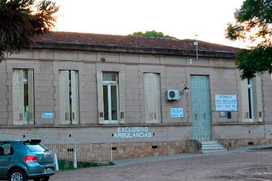 Se hizo efectivo el depósito de 1,2 Millones de Pesos que el Municipio donó al Hospital San Benjamín