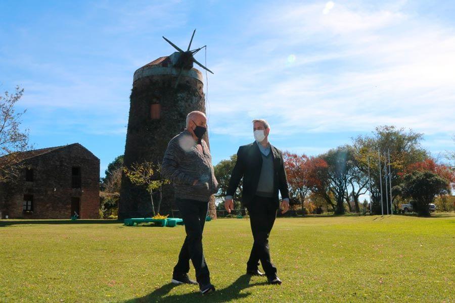 Visita al Molino Forclaz en el Día Internacional de los Museos