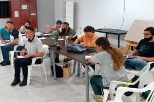 Se desarrolla la última etapa del curso a personal de inspección municipal