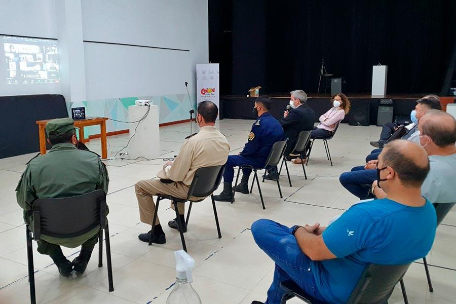 Se Reunió el CoES Local, en una reunión ampliada, con amplio consenso sobre la necesidad de realizar acciones para aliviar la compleja situación sanitaria