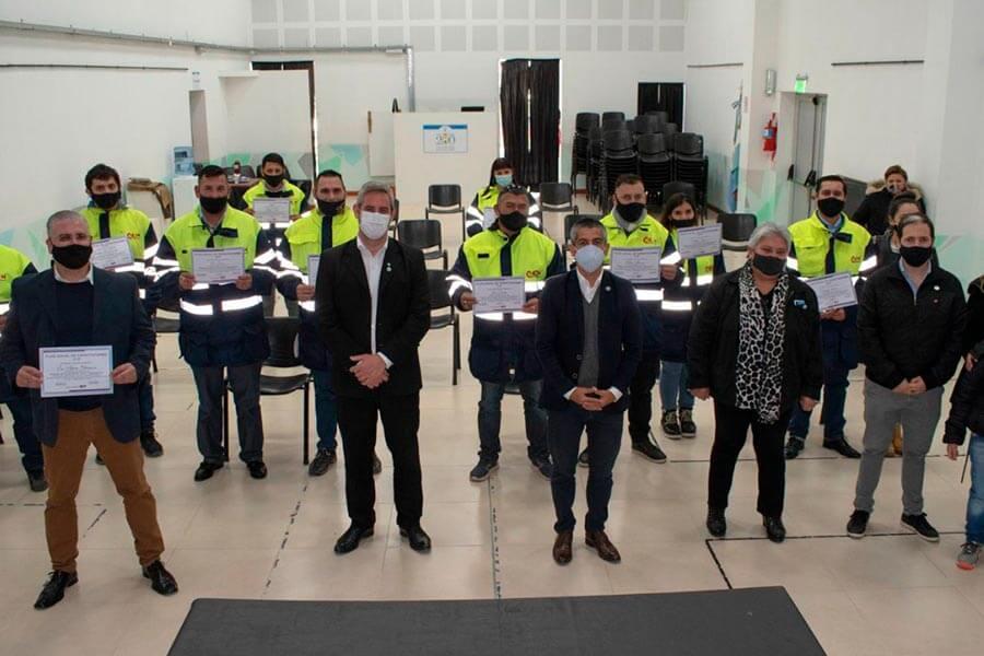 Culminó la primera etapa de capacitación a inspectores municipales de Colón