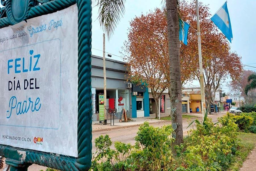 Se conmemoró en Colón el Paso a la Inmortalidad del creador de la Bandera Argentina
