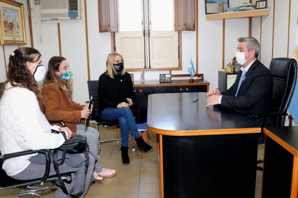 Se recibirá asistencia técnica para las huertas familiares inclusivas