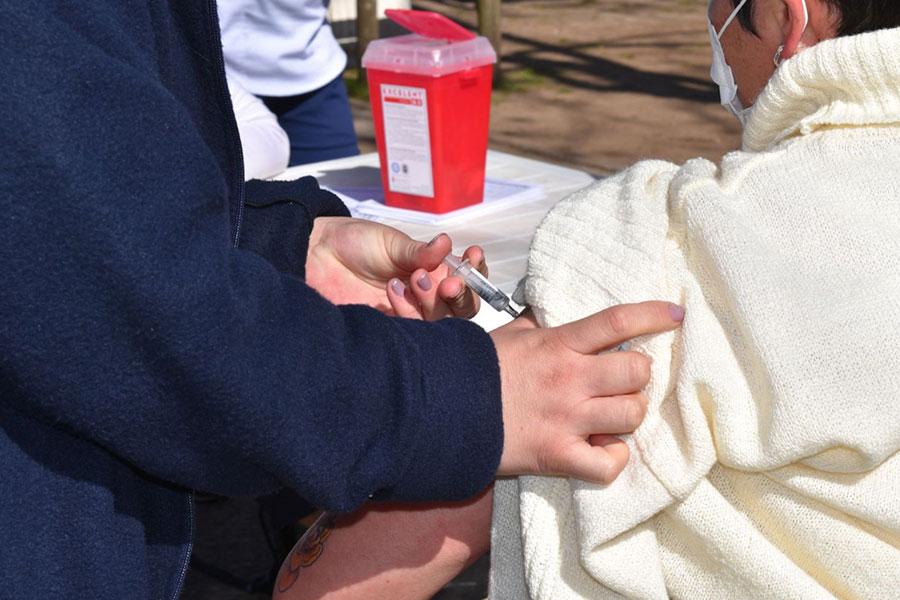 Sigue el relevamiento sobre Covid y la vacunación antigripal