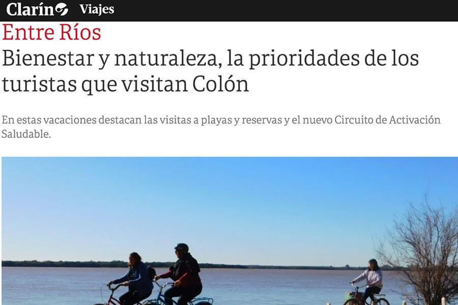 Colón se destaca como destino turístico en importantes portales del país