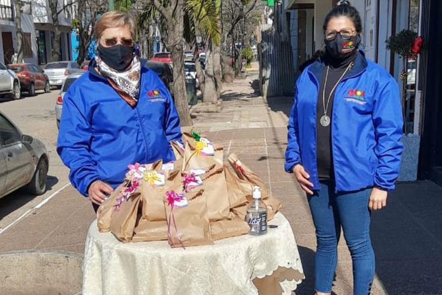 El Área de Adultos Mayores realizó actividades para conmemorar el Día de la Ancianidad