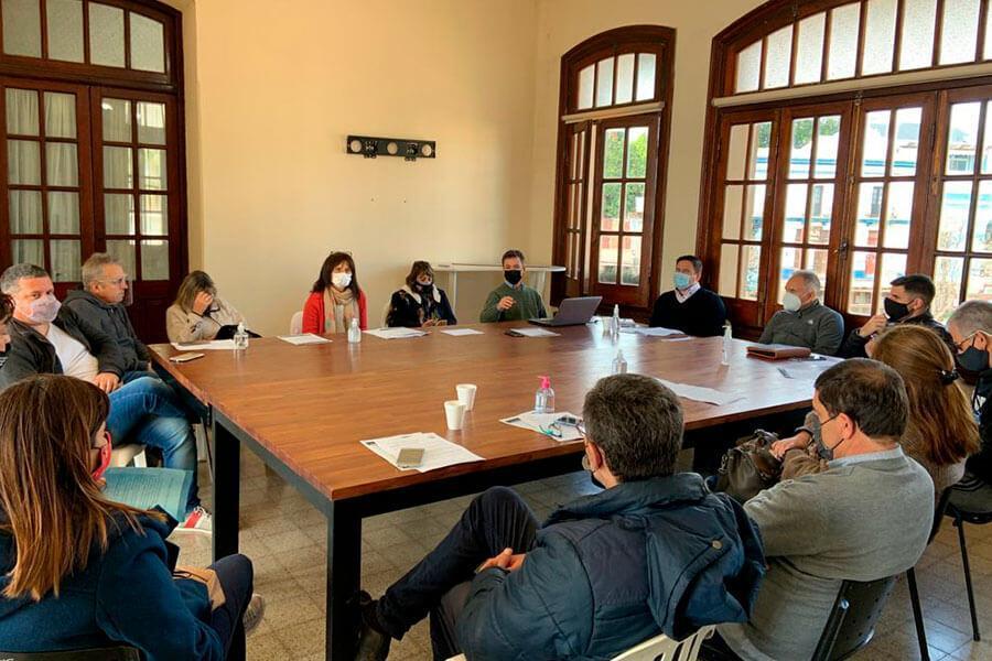 Se realizó una nueva reunión general del Consejo Asesor de Turismo
