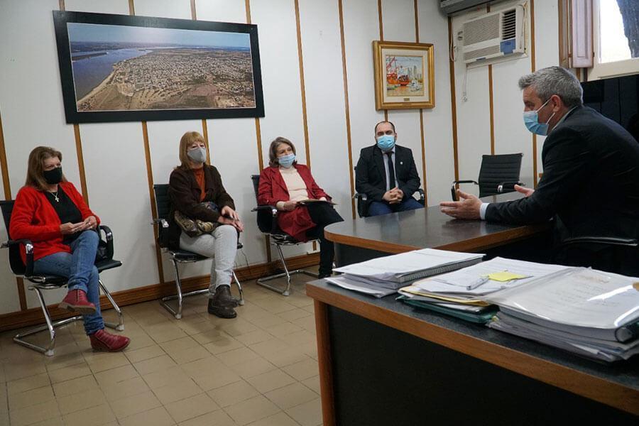 La Municipalidad de Colón aporta una profesional para Lalcec