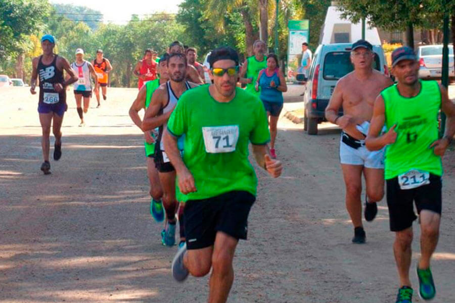 Se inscribe para la primera edición de maratones barriales e institucionales de Colón