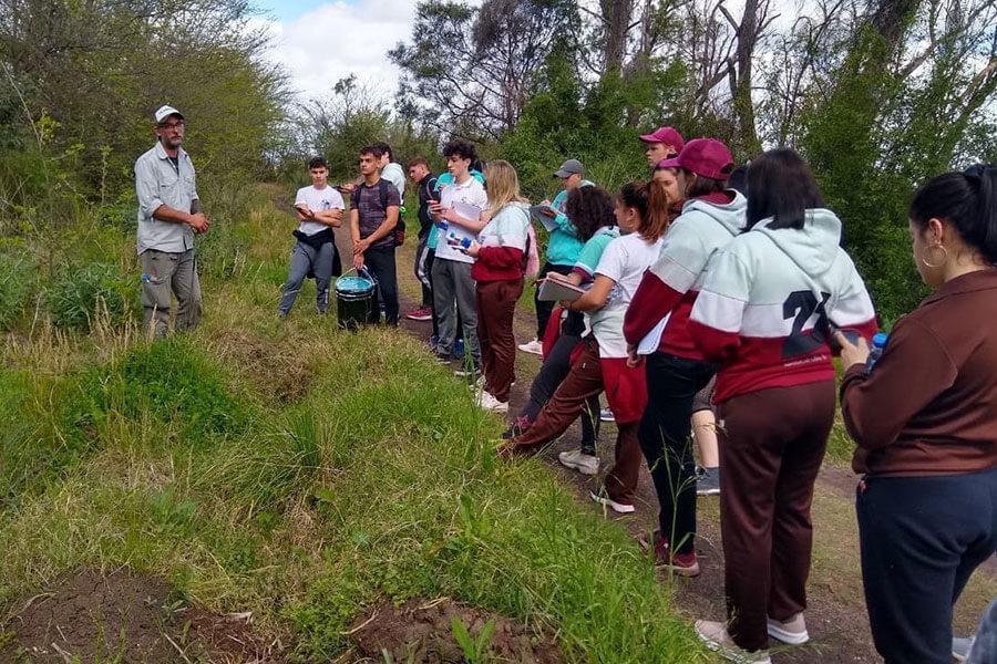 Se realizan visitas educativas a la Reserva Norte de Colón