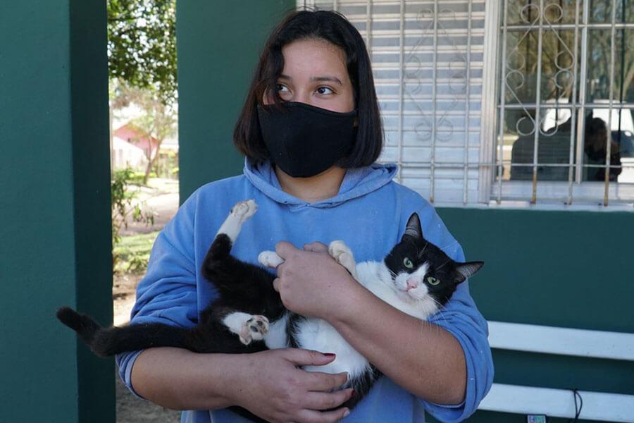 El IMIF junto a la Municipalidad de Colón comienzan un censo animal