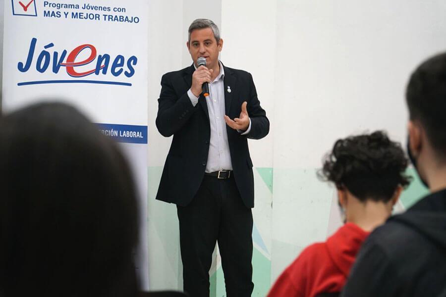 Se capacita a 150 jóvenes de Colón en Introducción al Trabajo y Empleabilidad